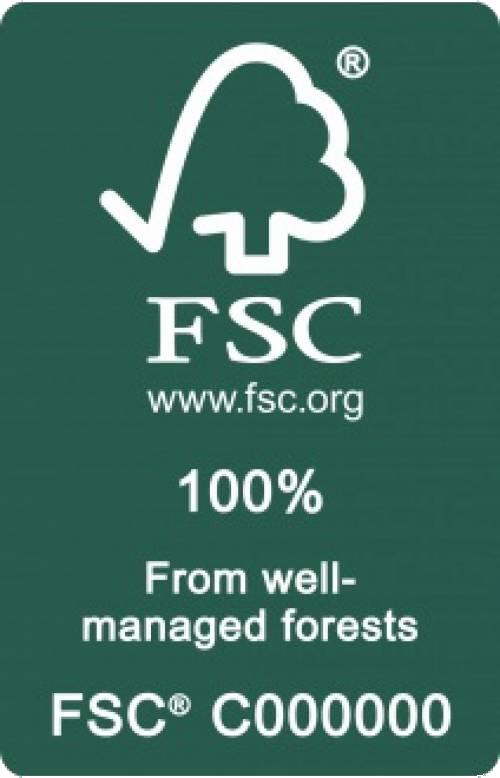 Houder van het FSC certificaat
