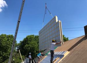 Renovatie daken